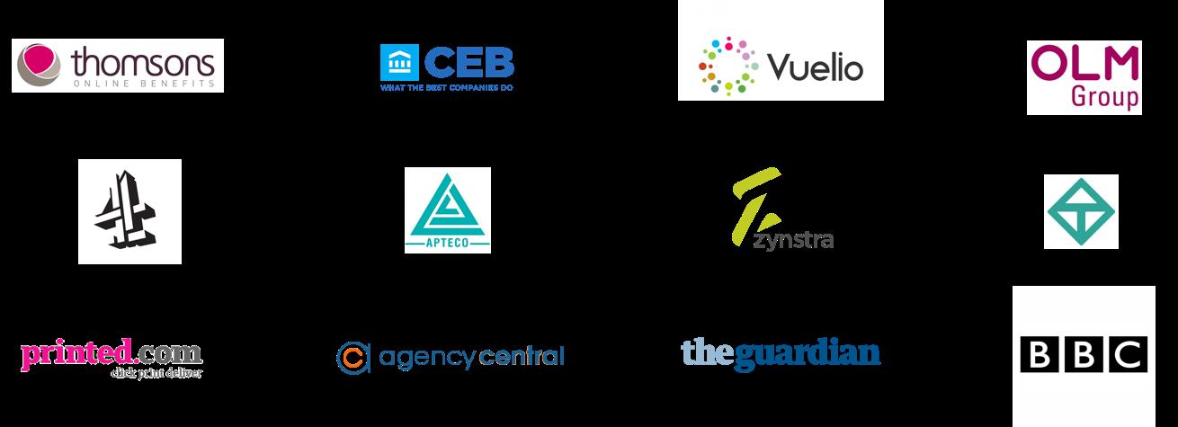 UX Design Agency Clients